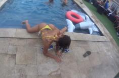 Toubana Private Pool Party